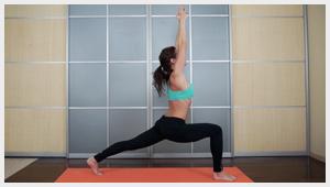 комплекс упражнения фитнес видео урок